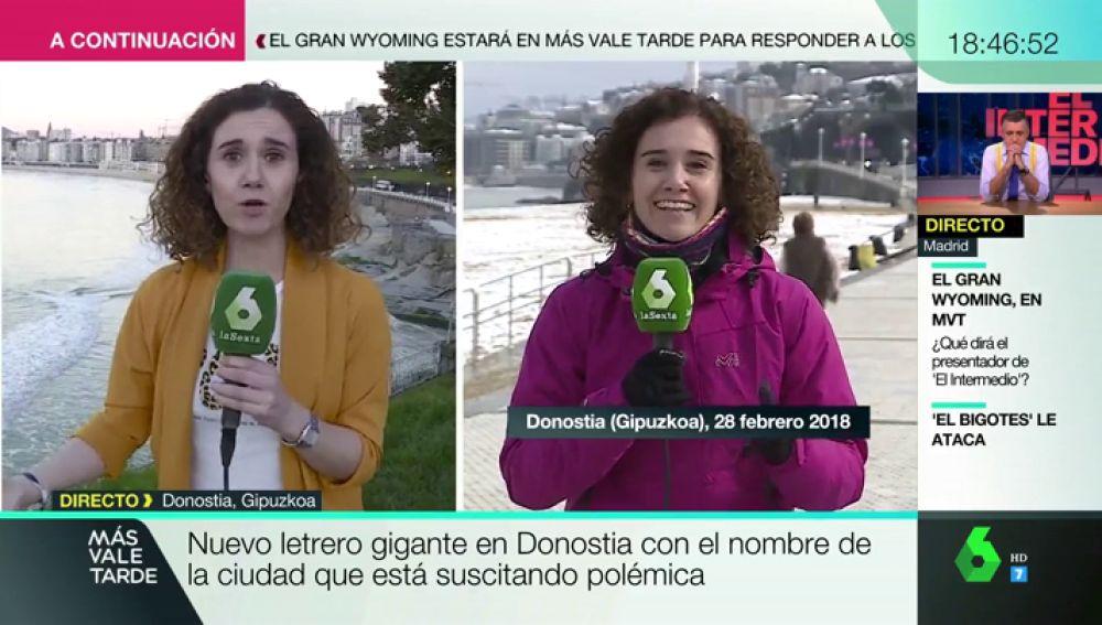 Lo que ha cambiado el tiempo en España de un año para otro: así fue el 26 de febrero de 2018 en Más Vale Tarde