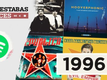 Lista reproducible: The Cranberries, Peret o Vengaboys, entre los éxitos de Dónde estabas entonces 1996