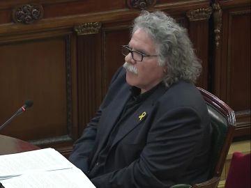 Joan Tardà declara en el juicio del 'procés'