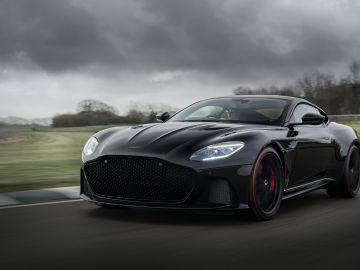 Aston Martin y TAG Heuer se unen para crear uno de los DBS Superleggera más bellos