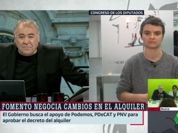 Lucía Martín, diputada de En Comù Podem