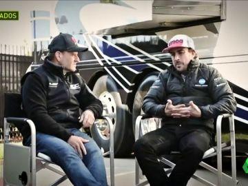 """Fernando Alonso: """"Si te llega un equipo puntero, siempre vas a decir que sí"""""""