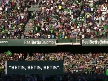 11.000 aficionados en el últrimo entrenamiento del Betis