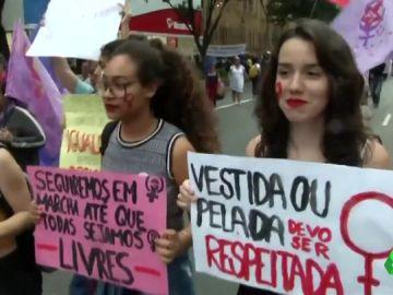 Cada hora 536 mujeres sufren una agresión física en Brasil: las más afectadas son las mujeres negras menores de 24 años