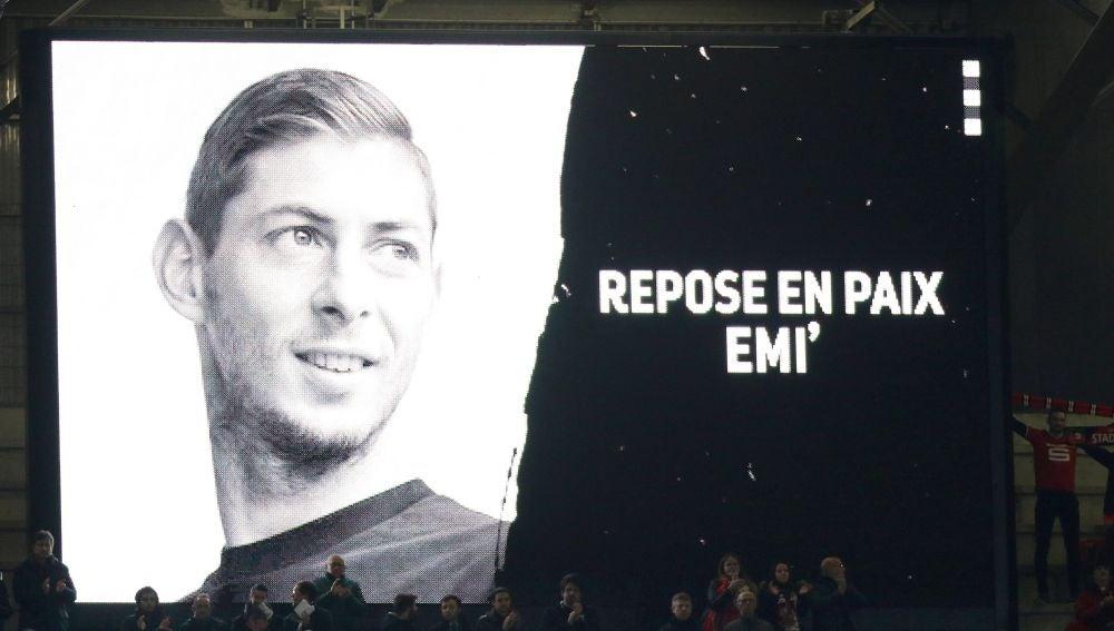 El mensaje de despedida a Emiliano Sala