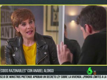 La actriz Anabel Alonso