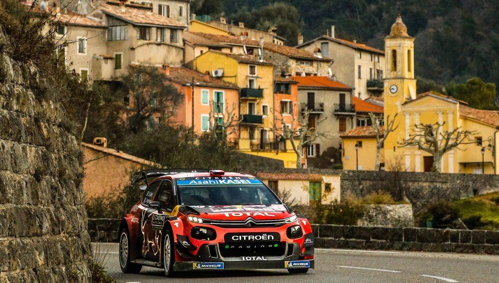 Citroën C3 WRC Monte-Carlo 2019
