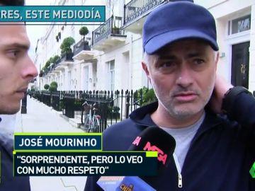 """José Mourinho, en exclusiva para Jugones: """""""