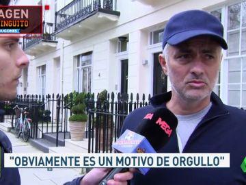 Hablamos con Mourinho tras el desastre del Madrid