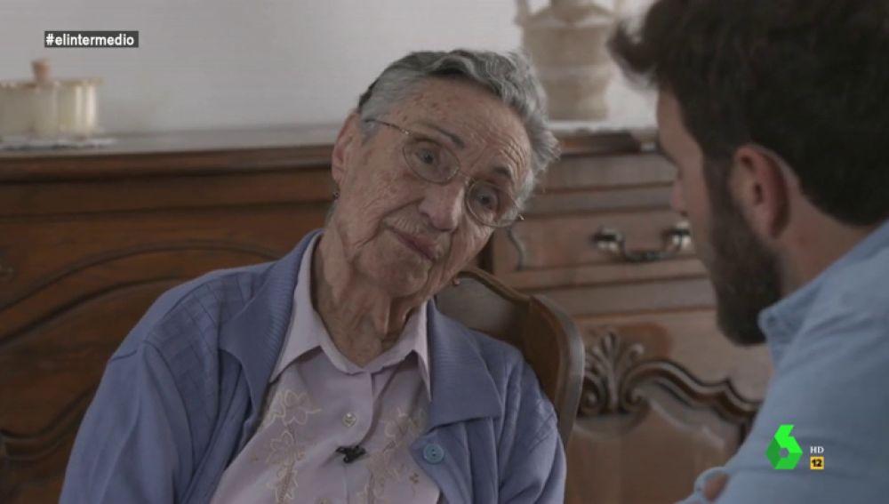 """Vivir como exiliada en un campo de concentración con tan solo diez años: """"Me provoca angustia recordar lo que fui"""""""