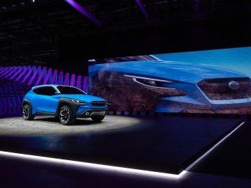 Subaru Viviz Adrenaline
