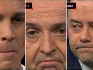 Caras largas en 'El Chiringuito' por la eliminación del Real Madrid