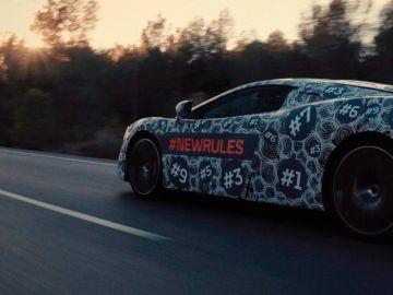 McLaren se compromete a crear el Grand Tourer más rápido y cómodo del planeta