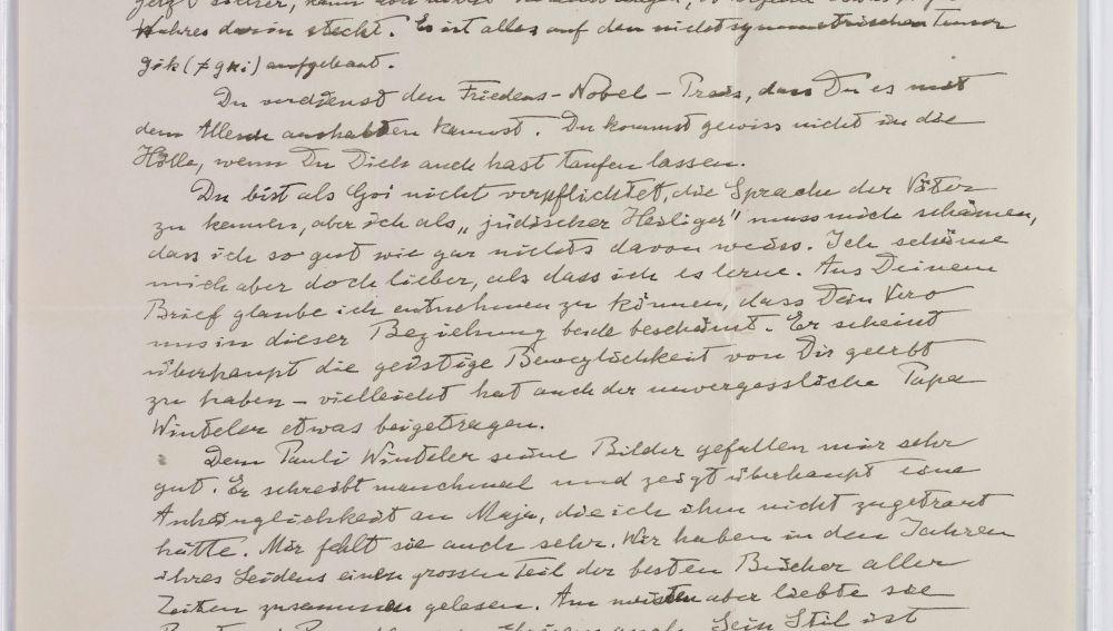 Einstein: la confesión que revelan los nuevos manuscritos publicados del físico