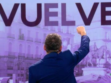 """Frank Blanco versiona el polémico cartel de Iglesias: """"Vuelve de la baja de paternidad, no de Guantánamo"""""""