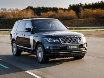 Range Rover Sentinel blindado