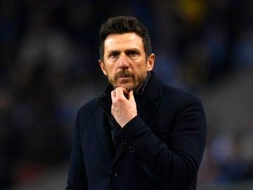 Di Francesco deja de ser entrenador de la Roma