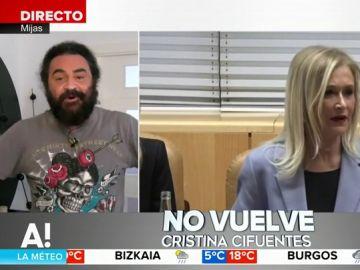"""El Sevilla descubre quién es realmente la víctima del """"silencio de Cifuentes"""" en la comisión que investiga el 'caso Máster'"""
