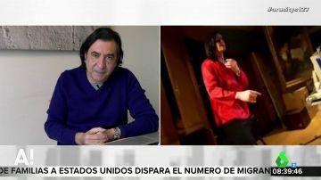 """Ángel-Antonio Herrera, sobre el polémico documental de Michael Jackson: """"Es un muerto con toda la vida por delante. Se murió y al día siguiente era Elvis Presley"""""""
