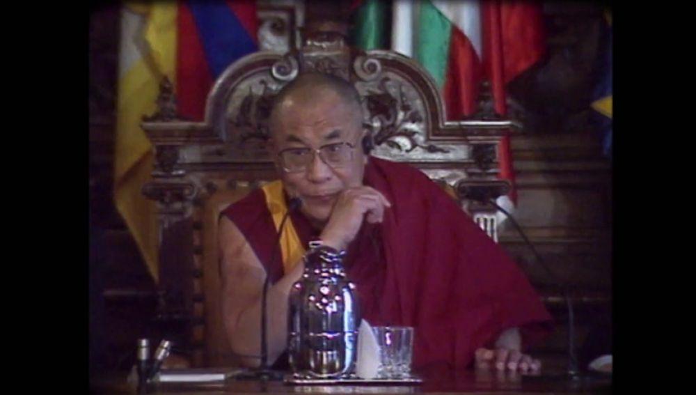 1997: el año en el que el Dalai Lama visitó España en busca de apoyos a la autonomía del Tíbet