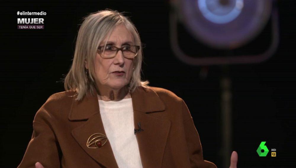 """La reivindicación de Consuelo Catalá, en la lucha por el aborto desde los 70: """"Necesitábamos un informe psiquiátrico para ejercer un derecho"""""""