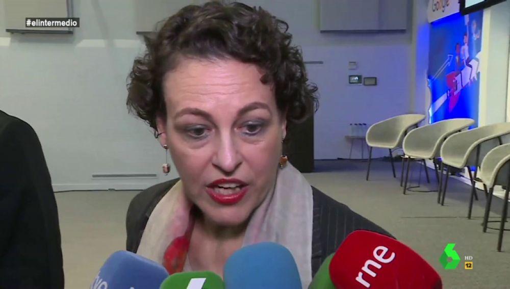 """El zasca de Magdalena Valerio al PP: """"El Partido Popular tiene de feminista lo que yo de monja de clausura"""""""
