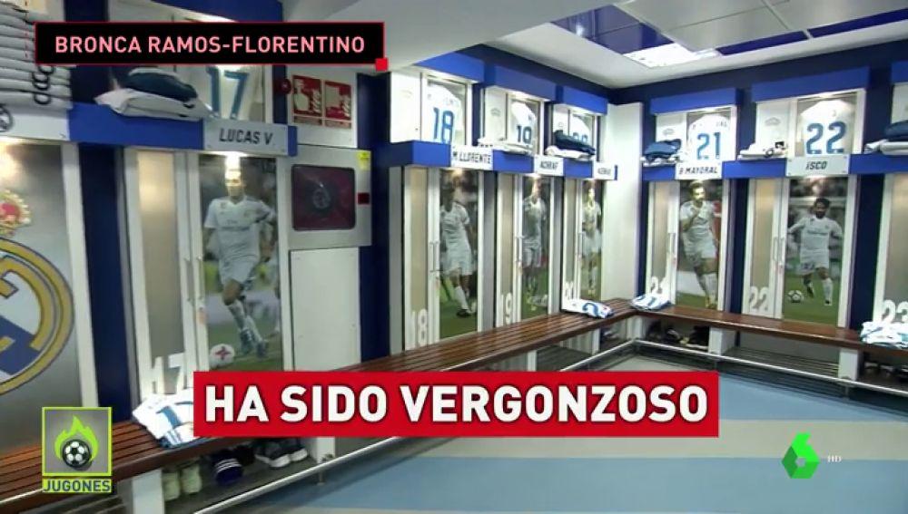 Encuesta: Florentino Pérez o Sergio Ramos, ¿quién tiene razón?