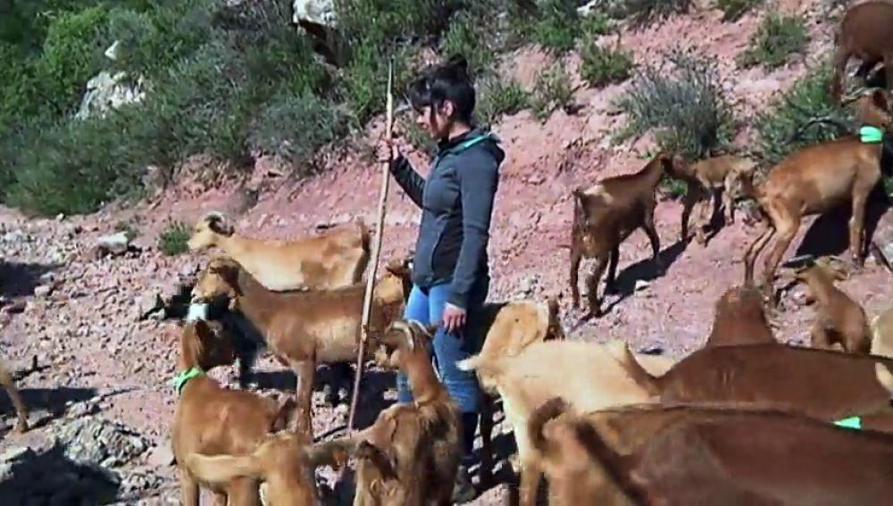 Machismo hasta entre cabras: las experiencias de Merlés en un mundo agrícola que sigue rechazando la igualdad