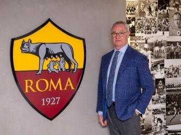 Ranieri, nuevo entrenador de la Roma