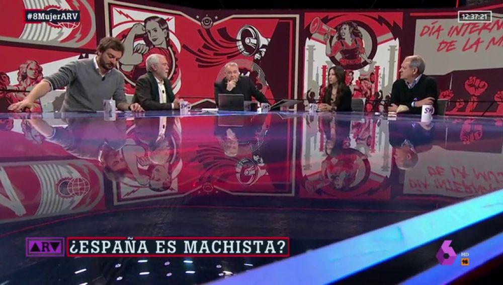 Plató de Al Rojo Vivo