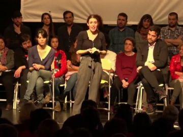 """Irene Montero: """"Al trío de Colón le incomoda el feminismo, vayan a la manifestación o no"""""""