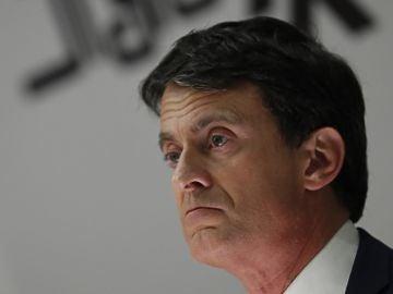 Manuel Valls, exprimer ministro francés y candidato de Ciudadanos a la alcaldía de Barcelona