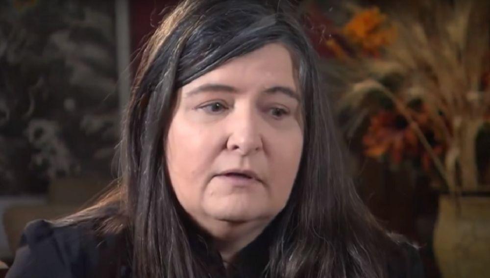 Imagen de la mujer que se despertó creyendo que estaba en 1980