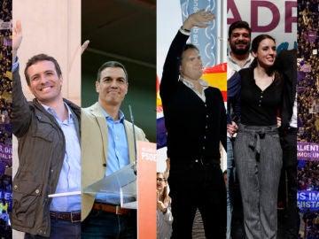 Los ecos de la movilización feminista resuenan sin lograr unir a los partidos en la causa por la igualdad