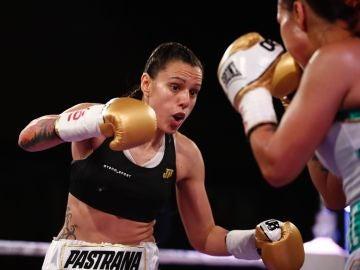 Joana Pastrana, campeona del mundo por tercera vez