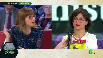 """Tenso cara a cara entre Sofía Rincón y Angélica Rubio: """"Desde Franco no se recibían tantas ordenes en las mujeres"""""""
