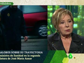 Celia Villalobos, en laSexta Noche