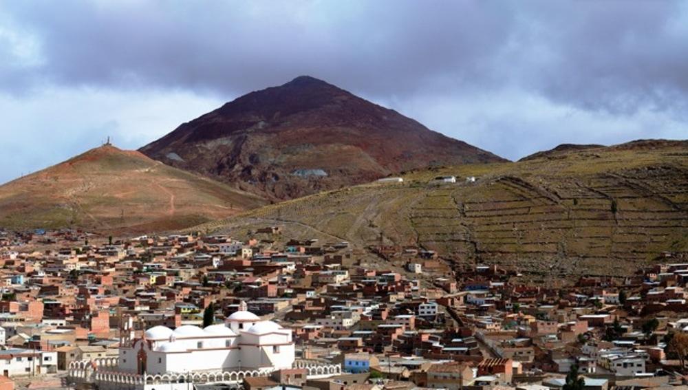 Valle imperial de Potosí