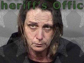 Imagen de Lorie Morin, detenida por disparar a su pareja.