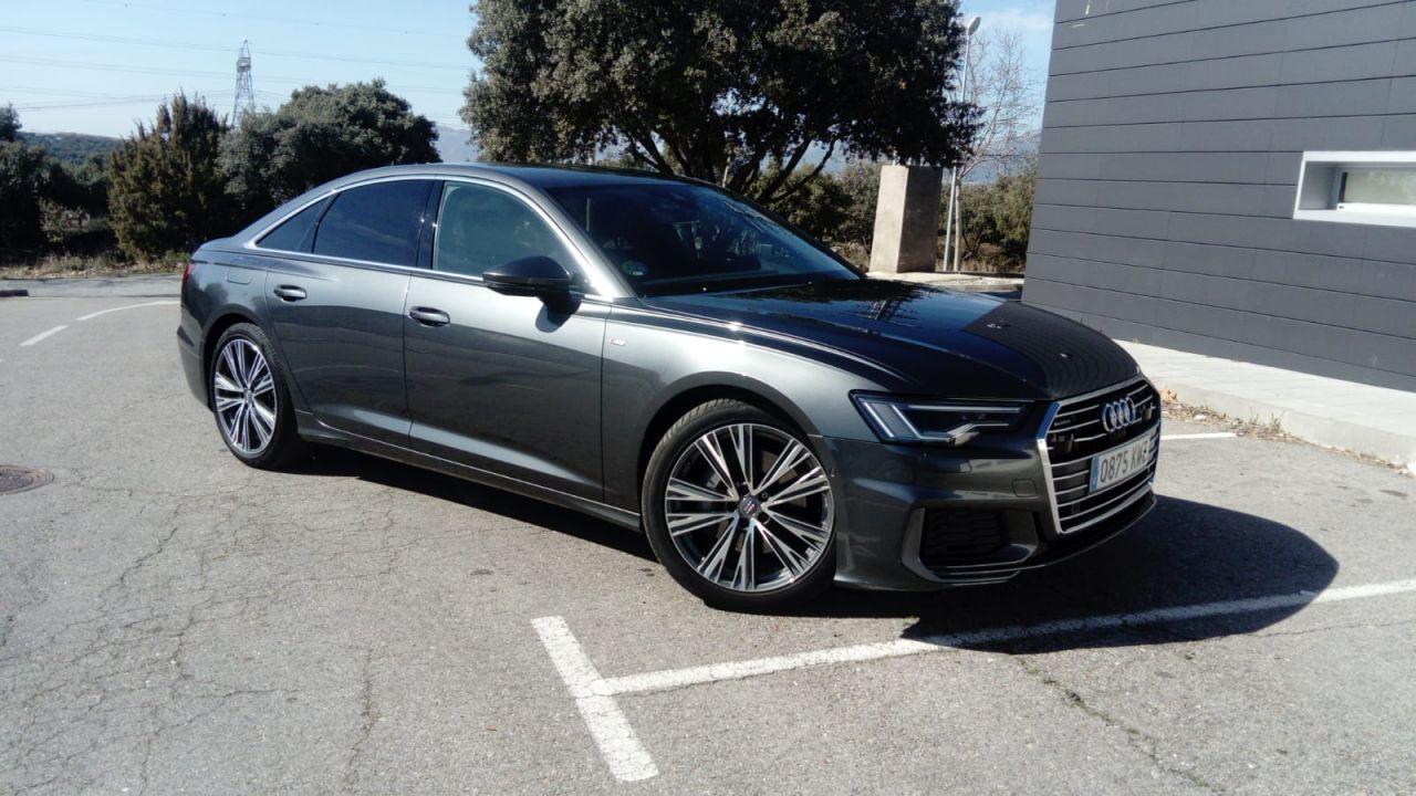 223b01533 Test a fondo nuevo Audi A6: lujo, eficiencia y la tecnología de sus mayores  | CENTIMETROS CUBICOS