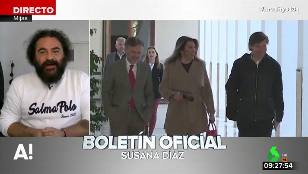 El Sevilla desvela cuáles son sus preferencias políticas: ¿Es más de Pedro Sánchez o de Susana Díaz?