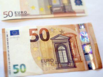 Billete de 50 euros