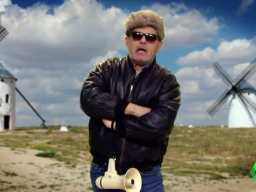 'Miki Almodóvar' llega al plató de Zapeando