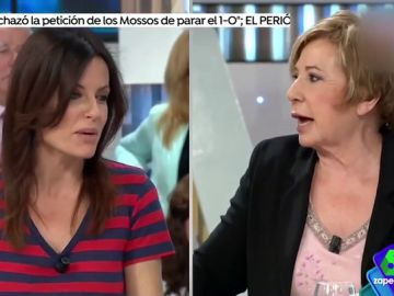 """El duro encontronazo entre Celia Villalobos y Cristina Seguí: """"¿Me estás llamando tonta?"""""""