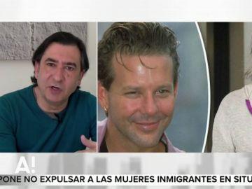 """Ángel Antonio Herrera, crítico con las operaciones de cirugía estética: """"Te cambian la cara y te dan el alta con una renovación del DNI"""""""
