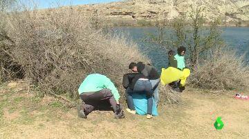 Recogida de basura en 150 ríos de España