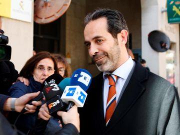 El secretario de Difusión del Govern, Antoni Molons