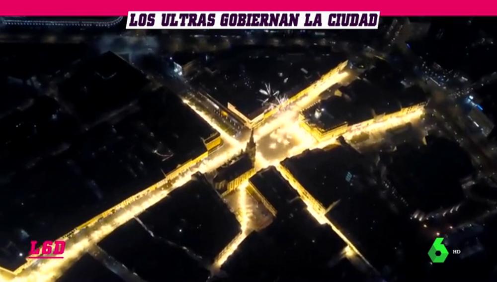 ultras ciudad