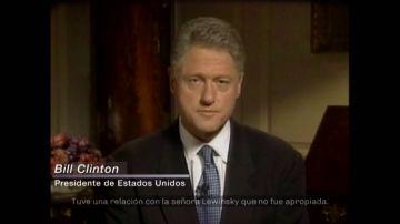 El lanzamiento de Google y la relación de Bill Clinton con Lewinsky: los acontecimientos internacionales más destacados de 1998