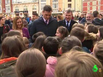#VídeosManipulados: Así reaccionan los más pequeños al escuchar un discurso de Pedro Sánchez